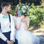 Bukiety i wiązanki ślubne