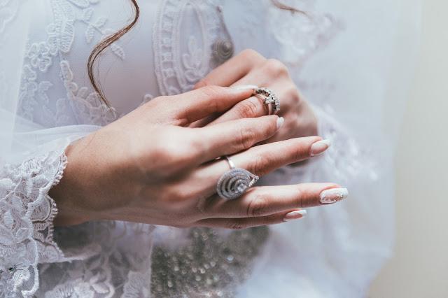 manicure-ślubny