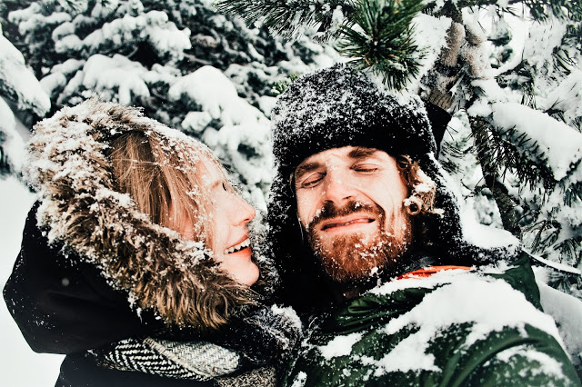 ślub-zimą