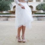 sukienka na poprawiny 150x150 - 12 gorących trendów ślubnych 2020