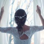 Opaska ślubna zamiast welonu!