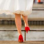 Kolorowe buty ślubne – czy to dobry wybór?