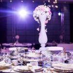 Dekoracja sali weselnej – na jakie szczegóły zwrócić uwagę?