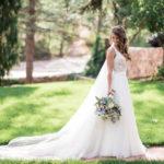 modna suknia slubna 150x150 - Jak dobrać suknię ślubną dla niskiej Panny Młodej?