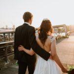 Jak dobrać suknię ślubną dla niskiej Panny Młodej?