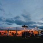 10 zasad organizacji wesela pod namiotem!