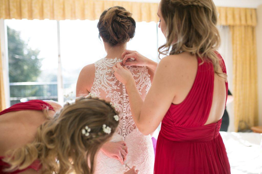stres w dniu ślubu
