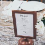Jak wybrać idealne menu na wesele?