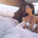 koronkowa suknia slubna 150x150 - Zakochana w sukni ślubnej z długim rękawem!