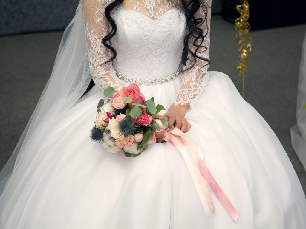 koronkowe suknie