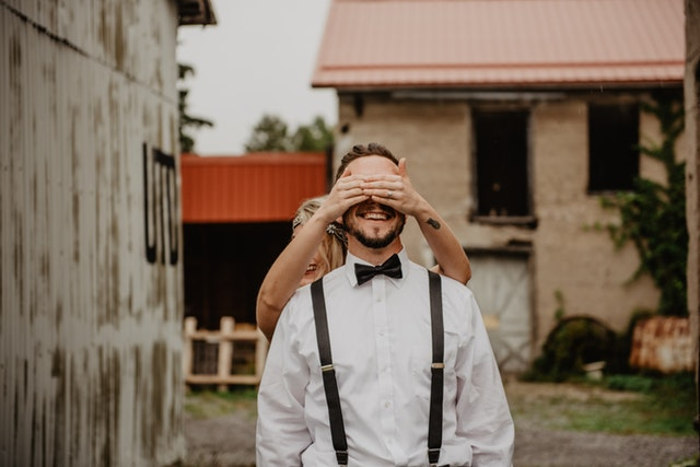 bramy weselne
