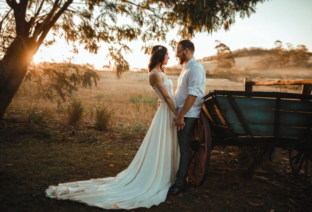 slubne trendy  1024x695 - 12 gorących trendów ślubnych 2020